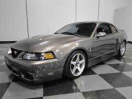 mustang cobras for sale gray 2003 ford mustang cobra for sale mcg marketplace