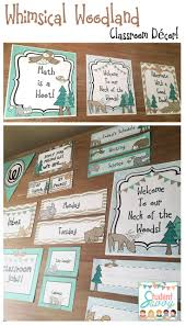 22 best woodland theme classroom images on pinterest forest