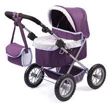 bayer design puppenwagen bayer design puppenwagen trendy piccolina set mit bett baby