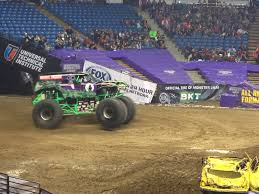 sacramento monster truck show solace amid the chaos