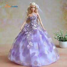barbie doll dresses princess collection