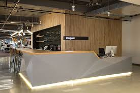 Concrete Reception Desk Concrete Reception Desk Livefyre 02 Desk Pinterest Concrete