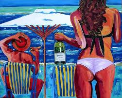 new cuban cigar fantasy original art painting dan byl modern contemporary 4x5ft