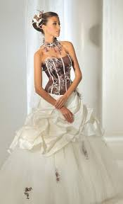 robe mari e originale de mariée originale couture pas cher en 2012 occasion du