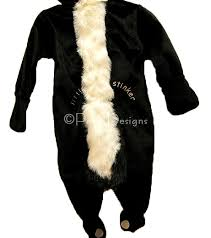 Skunk Halloween Costumes Le Chat Noir Boutique Skunk Stinker Baby Costume Sz 6 9