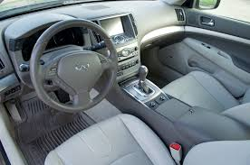 infiniti interior reader review infiniti g37x the truth about cars
