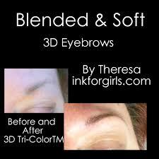 Makeup Classes Las Vegas 3d Eyebrows Permanent Makeup Reviews Las Vegas Artist