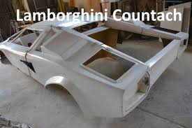 lamborghini kit car for sale poly creation eu fiberglass project polyesterdesign tuning and