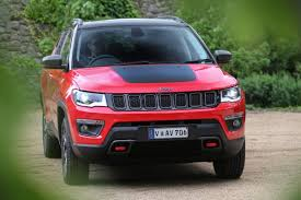 jeep compass trailhawk 2017 all new 2018 jeep compass lands in australia forcegt com