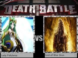 film god of war vs zeus lady palutena vs god of war zeus by keyblademagicdan on deviantart