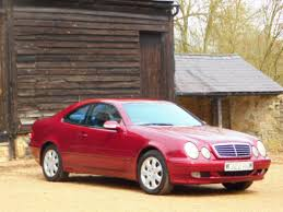 1 owner w reg 2000 mercedes clk 230 avantgarde coupe very low 28k