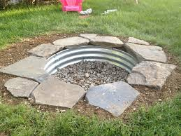 outdoor inground fire pit how to build a fire pit diy fire pit how