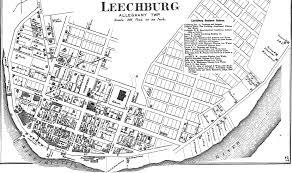 Armstrong Map Armstrong County Pennsylvania Atlas 1876