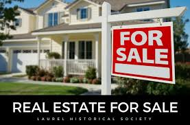 how to find store real estate for sale laurel historical society