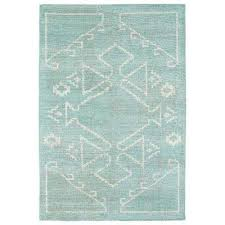 Green Area Rug Green Geometric 10 X 13 Area Rugs Rugs The Home Depot