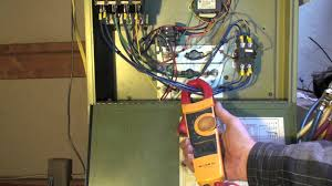 electric furnace replace sequencer with contactor youtube
