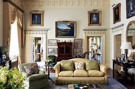 fabrics and home interiors the morning room armchairs ottomans and leopards