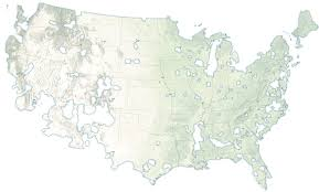 Show Map Of United States by Map Of