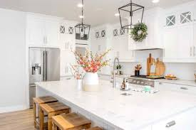 white kitchen cabinets with marble counters 2021 kitchen design trends you don t want to miss nieu