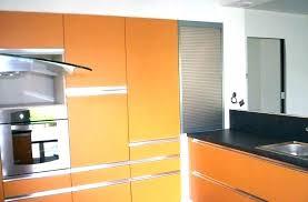 rideau pour placard cuisine volet roulant pour placard cuisine rideaux pour placard de cuisine