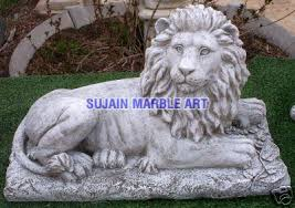 marble lion marble lion statue manufacturer marble lion statue exporter