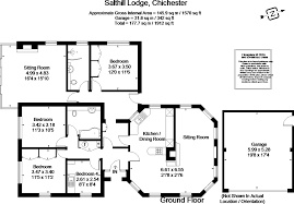 4 bedroom bungalow for sale in salthill lane chichester west