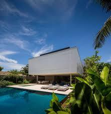Brazilian Home Design Trends Tropical Brazilian Retreat Takes Simple Materials To A New Level