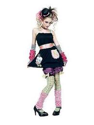 Party Halloween Costumes Teenage Girls Teen Girls Teatime Mad Hatter Costume Party