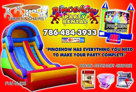 party rentals hialeah pinoshow party rentals business equipment in hialeah fl