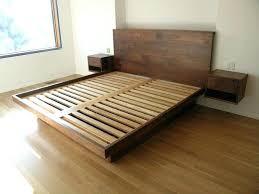 Floating Bed Frame For Sale Floating Bed Frame Savalli Me