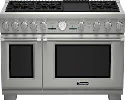 48 Gas Cooktops Prl486jdg Thermador Pro Grand 48