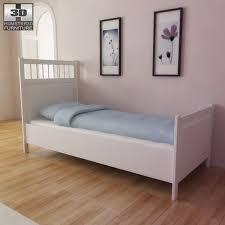 ikea hemnes bedroom set ikea hemnes bed 3d model hum3d