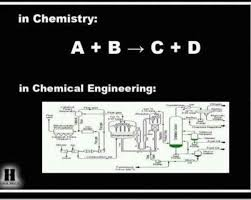 Chemical Engineering Meme - what is the difference between chemical engineering and chemistry