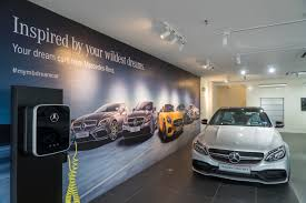 mercedes showroom mercedes benz malaysia appoints auto commerz as new dealer