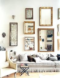 Mirror Wall Decoration Ideas Living Room Wall Mirrors Decorative Living Room Mirror Mirror On The Wall