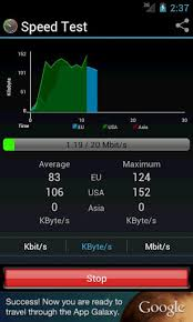 android speed test free speed test android by bemobile apk for android getjar