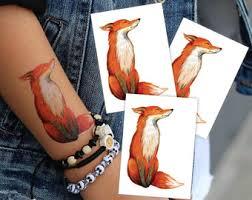 fox etsy