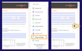 photo pages insert and organize pages in a pdf adobe acrobat dc tutorials