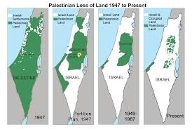 Palestine On World Map by A Synopsis Of The Israel Palestine Conflict