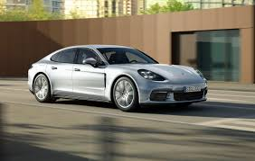 new porsche 2017 2017 porsche panamera base model revealed gets new v6 twin turbo