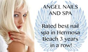 angel nails u0026 spa rated best nail spa in hermosa beach