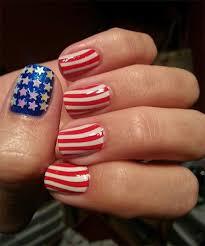 12 4th of july american flag nail art designs u0026 ideas 2016