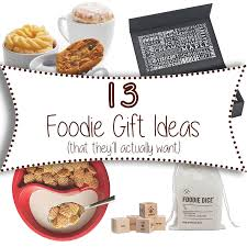 foodie gifts 13 foodie gift ideas they will actually want brownie bites