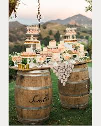 Wedding Dessert Table Rock U0027n Rustic Wedding Dessert Tables U0026 Displays Mon Cheri Bridals