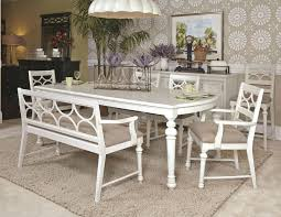 Dining Table With Bench With Back Interior Wooden Bench With Back And Arms Of Extraordinary