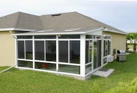 straight eave solid roof design vanguard home innovations four