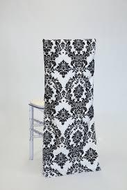 damask chair flocking damask chiavari chair cover zhen linen