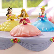 up cake topper deco pac disney princess light up cake toppers toys