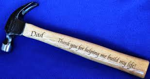 step fathers day gifts fathers day gifts personalized hammer gift for step