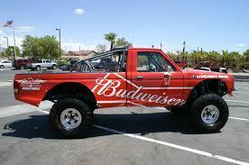 Ford Ranger Drag Truck - bangshift com money no object this 1983 ford ranger prerunner